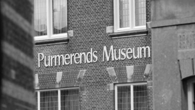 "Photo of ""Tussen Kunst en Kitsch"" in Purmerends museum"