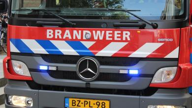 Photo of Camper brandt uit