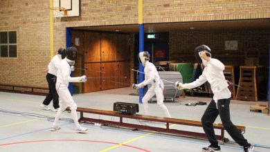 Photo of Schermvereniging En Cavant – En Garde!