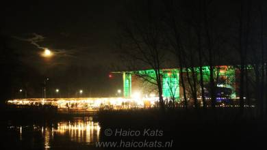 Photo of Kerst in het Leeghwaterpark