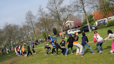 Photo of Koningssportdag Purmerend: 5.100 kinderen sportief in Leeghwaterpark
