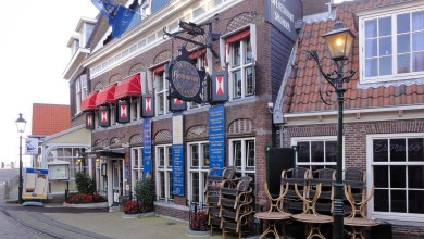 Photo of Wereldberoemd Volendams kunsthotel Spaander is failliet
