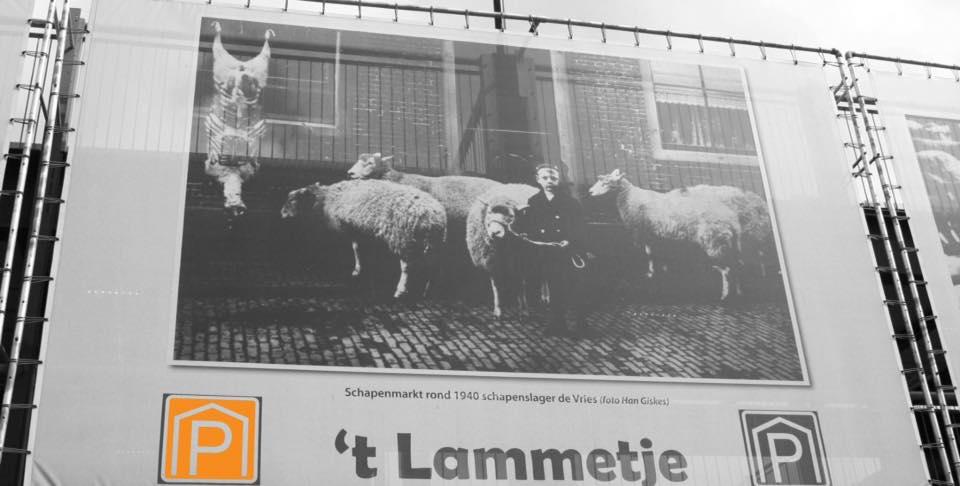 Parkeergarage 't Lammetje gesloten vanaf 20 januari 18.00 uur
