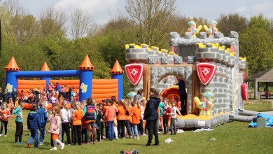 Photo of Koningspelen 2017 in het Leeghwaterpark