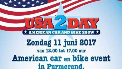 Photo of 6e editie American car en bike event