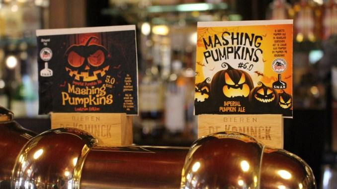 Halloween Bier.Halloween Bier Op De Tap Bij Proeflokaal Bakker Regio