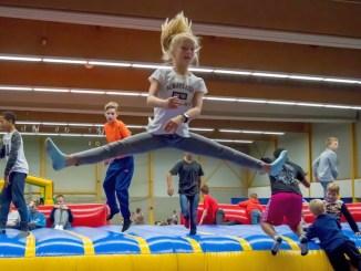 Sportief spelen tijdens KerstPurVak