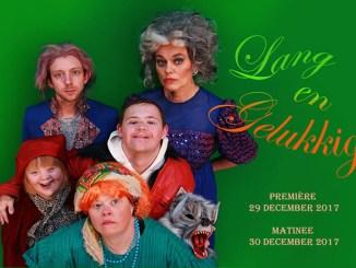 Voorstelling Lang en Gelukkig in de kerstvakantie