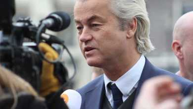 Photo of Wilders flyert in Purmerend