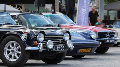 Photo of Nazomerfeestweek: oldtimershow op de Koemarkt