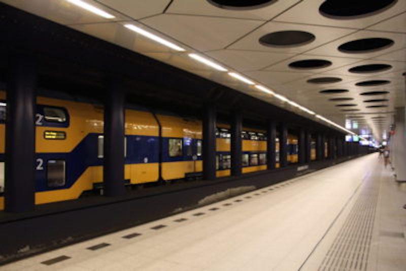 Treinen rijden dit weekend tot Sloterdijk