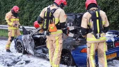 Photo of Auto in brand op A7