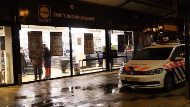 Photo of Poging tot overval op supermarkt Lidl Gildeplein