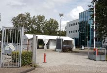 Photo of Coronatest 'drive-in' Purmerend; iets minder dan 1 procent test positief