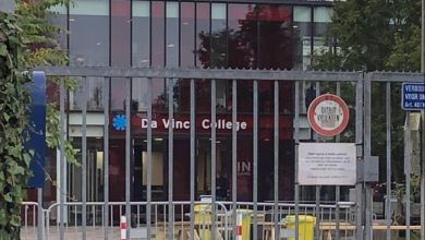 Photo of Da Vinci College 2 weken dicht na besmetting 9 docenten