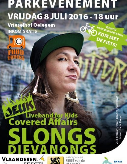 Slongs Dievanongs op Parkevenement