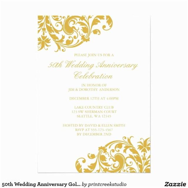 50Th Wedding Invitations 45 Vistaprint 50th Wedding Anniversary Invitations Nailartssravi