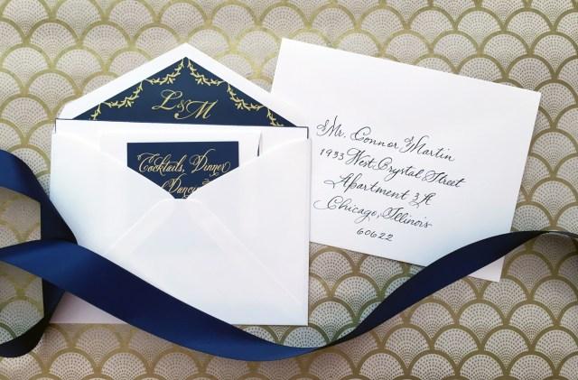 Addressing Wedding Invitations Outer Envelope Only Addressing Inner Envelopes Todays Weddings