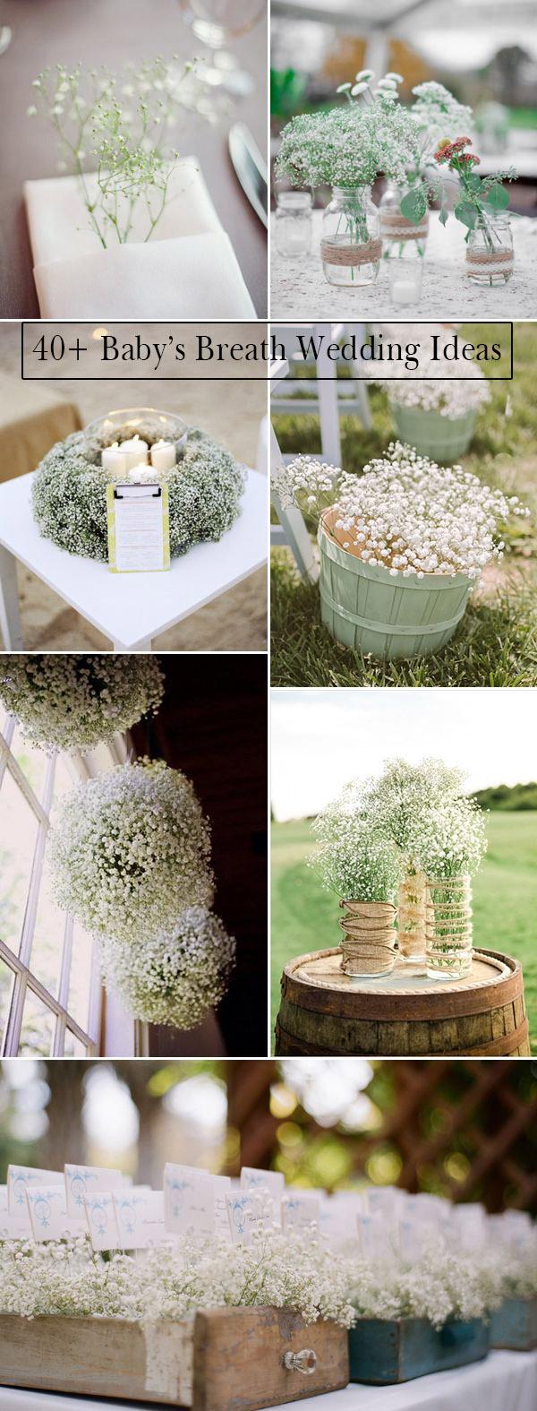 Affordable Wedding Ideas Wedding Flowers 40 Ideas To Use Bas Breath