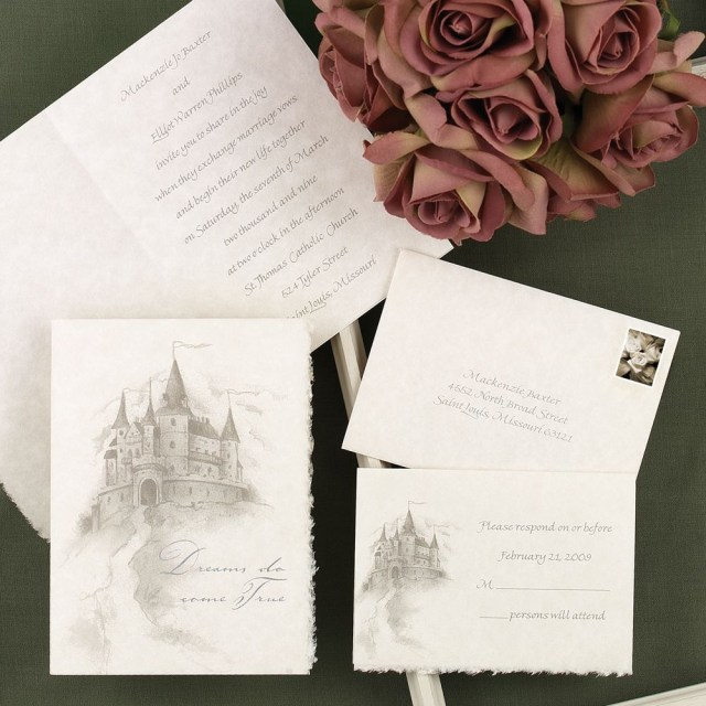 Affordable Wedding Invites Happily Ever After Invitation Anns Bridal Bargains