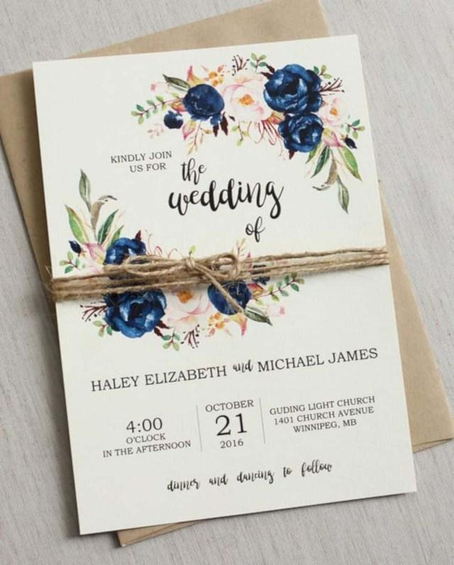 Amazing Wedding Ideas 16 Beautiful Wedding Invitation Ideas Design Listicle