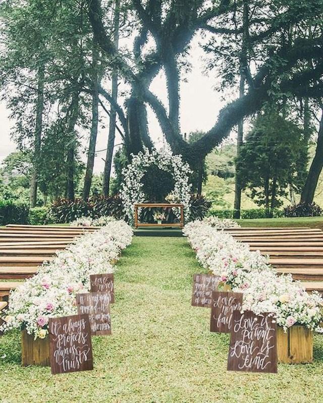 Amazing Wedding Ideas 36 Amazing Fall Outdoor Wedding Ideas On A Budget