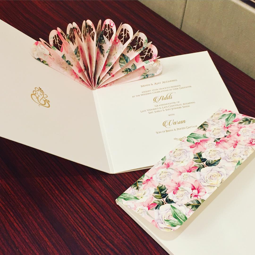 Awesome Wedding Invitations 18 Unique Creative Wedding Invitation Ideas For Your 2019 Shaadi