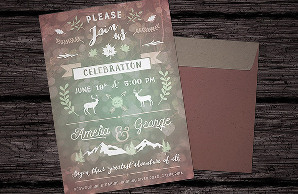Awesome Wedding Invitations Design A Creative Wedding Invitation Design Cuts