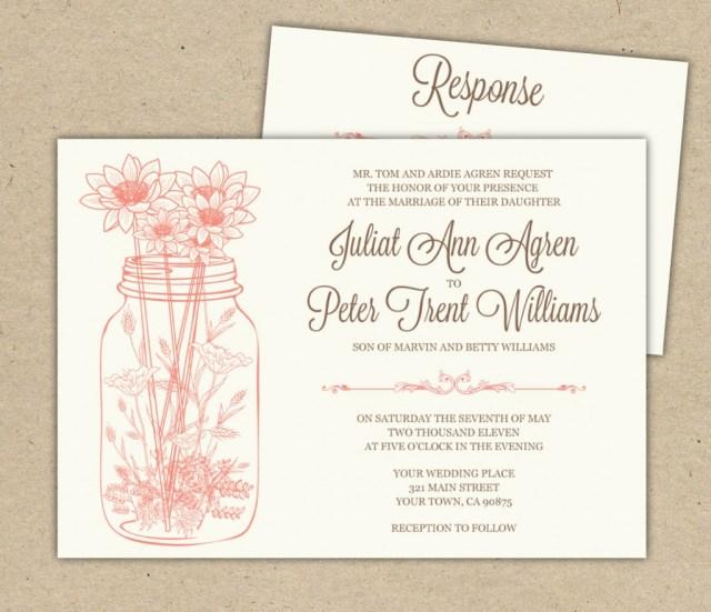 Backyard Wedding Invitation Wording Samples Backyard Wedding Invitations Invitation Ideas Photo Mesmerizi On