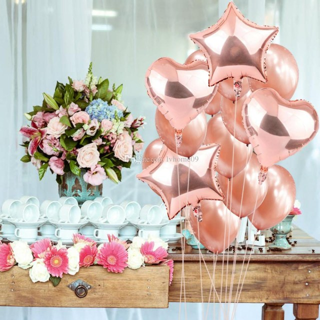 Baloon Decorations Wedding Party Balloons 12inch 18inch Multi Air Balloons Happy Birthday Party