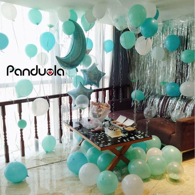 Baloon Decorations Wedding Wedding Decoration Air Balloons Birthday Party Decorations Kids