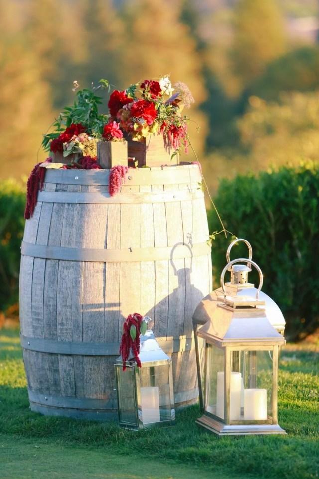 Barrell Wedding Decor 25 Best Outdoor Rustic Chic Country Wedding Ideas