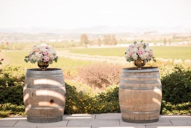 Barrell Wedding Decor Napa Wedding Trend Wine Barrel Wedding Decor Unveiled Zola