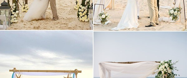 Beach Wedding Ideas 35 Gorgeous Beach Themed Wedding Ideas Elegantweddinginvites Blog