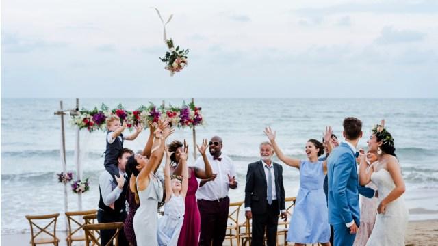 Beach Wedding Ideas Useful Beach Wedding Ideas That Have Us Dreaming Of Summer Time