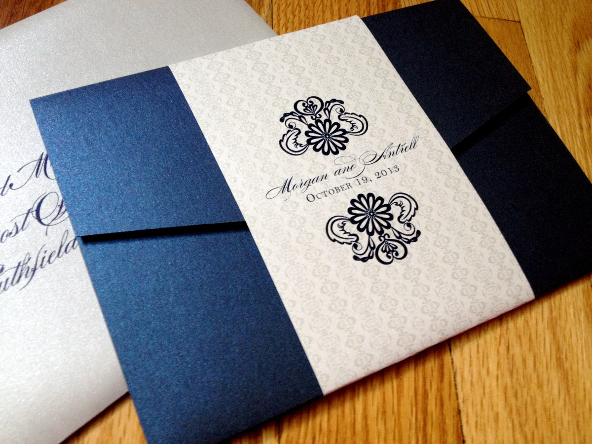 Blue And Silver Wedding Invitations Blue And Silver Wedding Invitations Blue And Silver Wedding