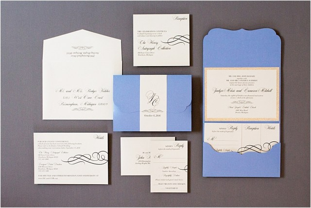 Blue And Silver Wedding Invitations Blue And Silver Wedding Invitations Gourmet Invitations