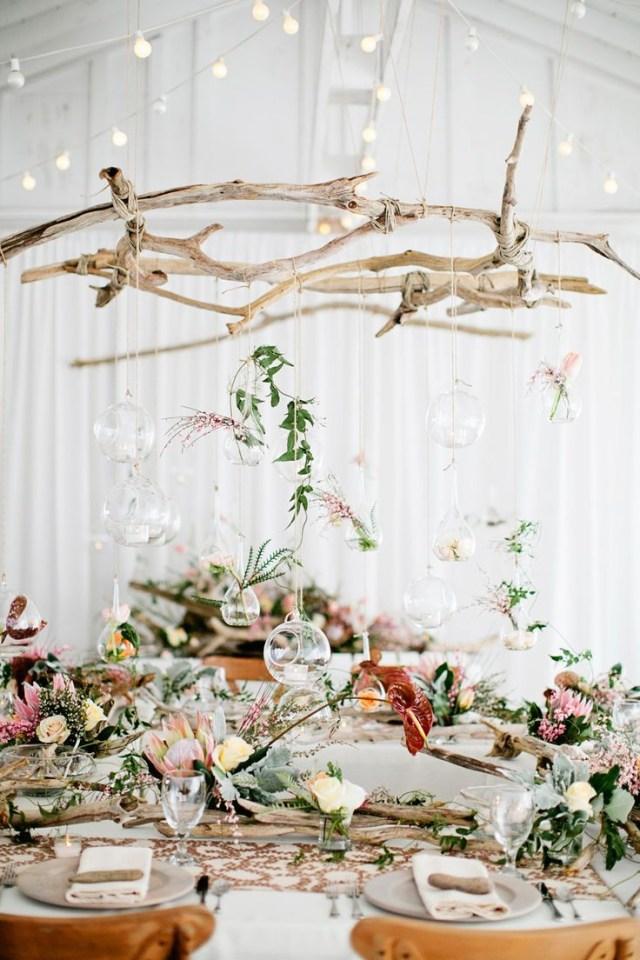 Boho Wedding Decor 64 Boho Chic Wedding Table Settings To Get Inspired Weddingomania