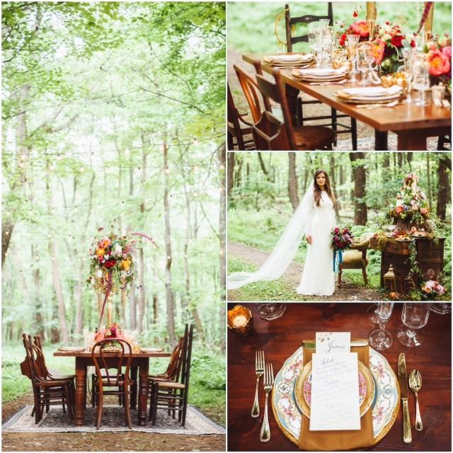Boho Wedding Decor Boho Wedding Ideas For Nature Inspired Celebrations Inside Weddings