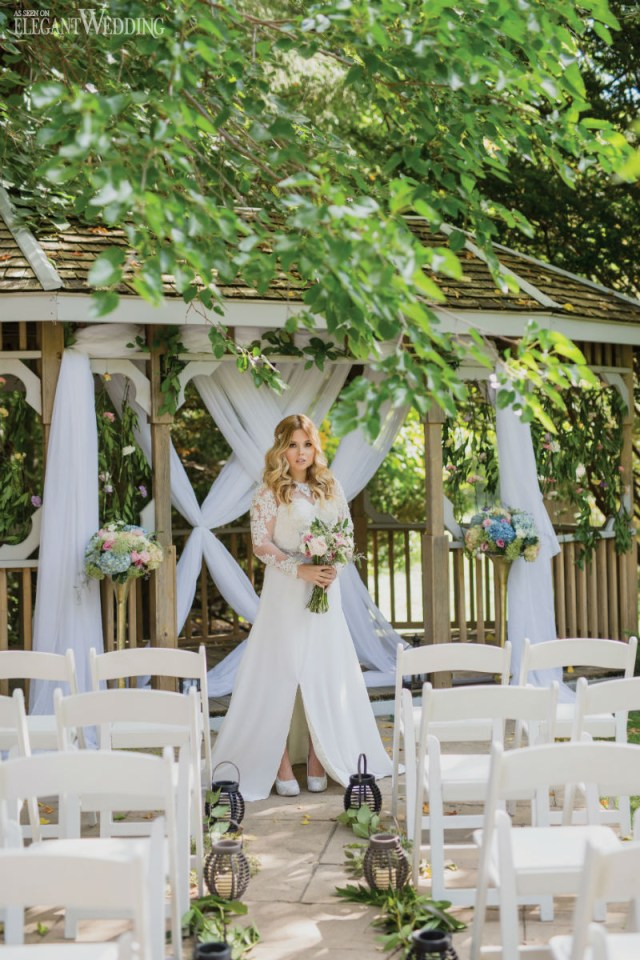 Boho Wedding Decor Elegant Bohemian Wedding Decor With Greenery Elegantweddingca
