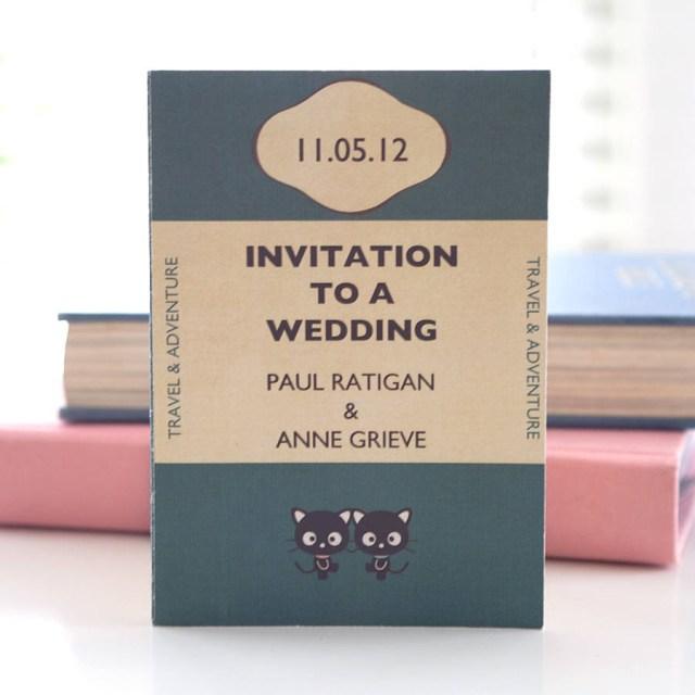 Book Wedding Invitations Book Wedding Invitations Book Wedding Invitations As A Result Of
