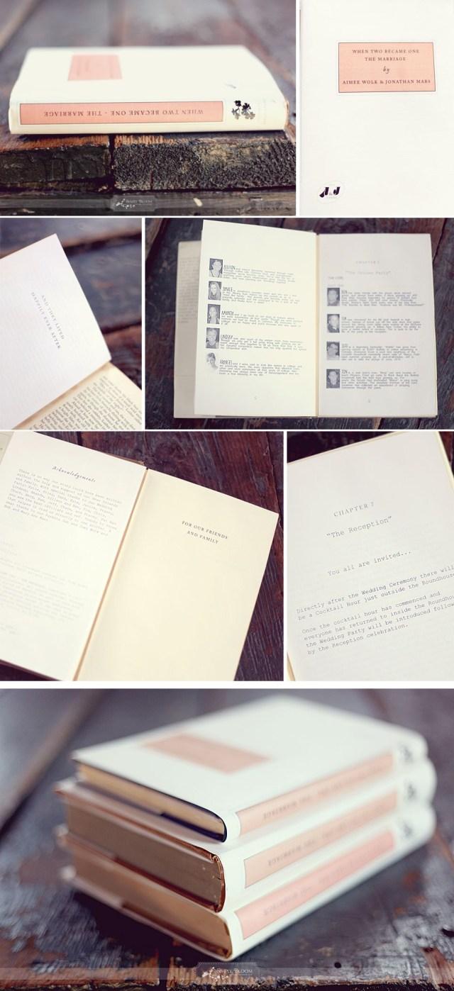 Book Wedding Invitations Hardcover Book Wedding Invitations My Hub And I Had Planned On