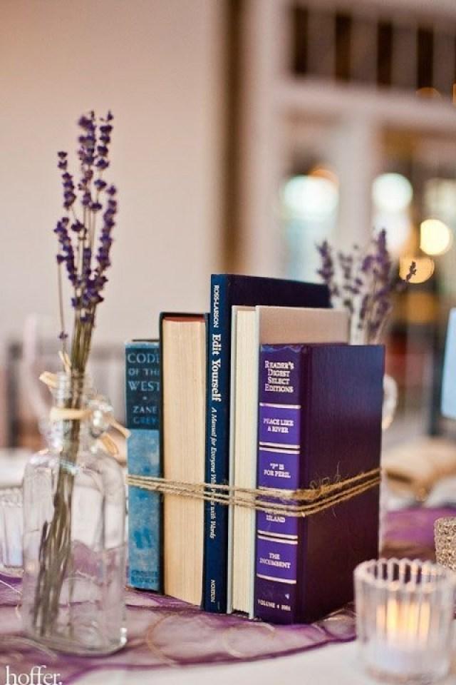 Books Wedding Decor Adorable Wedding Decoration Books Wedding Ideas