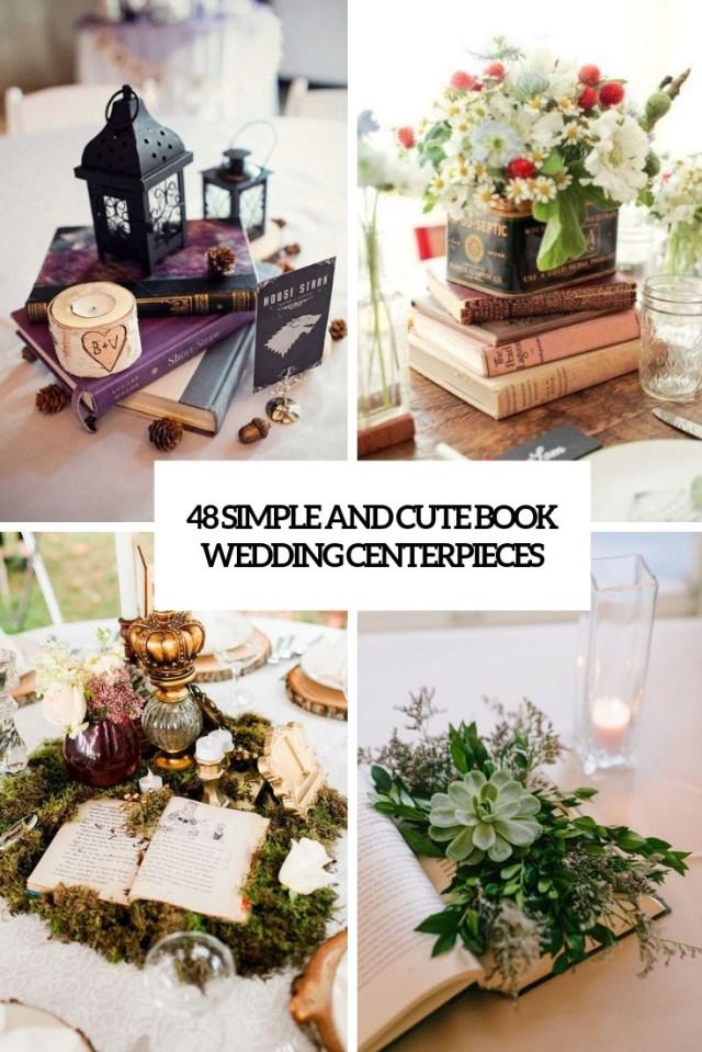 Books Wedding Decor Wedding Centrepieces Archives Weddingomania