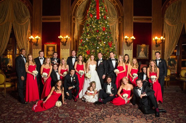 Christmas Wedding Decor Winter Wedding Ideas Festive Holiday And Christmas Dcor Inside