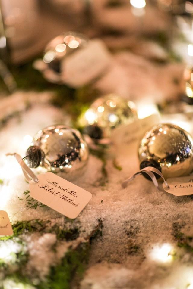 Christmas Wedding Ideas How To Throw A Christmas Wedding Brides