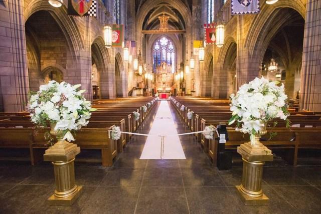 Church Wedding Decoration Church Fancy Wedding Decoration Wedding Decoration