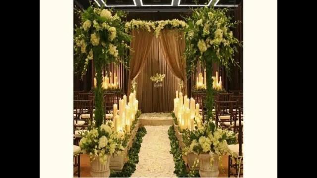 Church Wedding Decoration Church Wedding Decoration 2015 Youtube