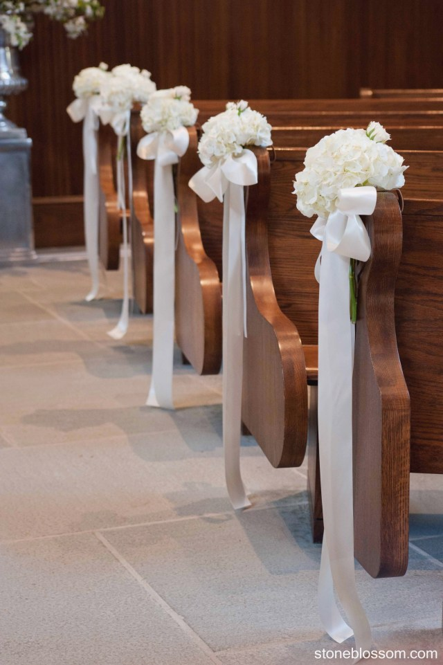 Church Wedding Decoration Here Are Ideas For Church Pew Wedding Decorations You Might Use Read