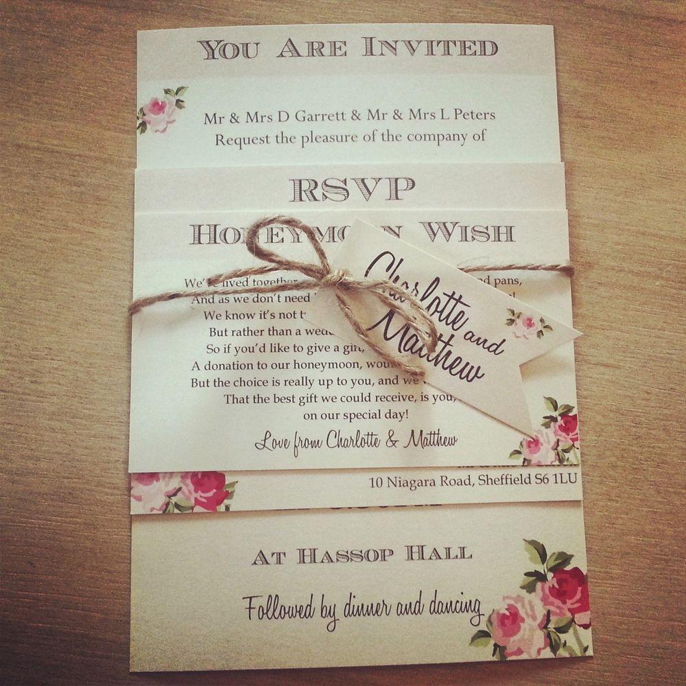 32+ Pretty Photo of Country Chic Wedding Invitations